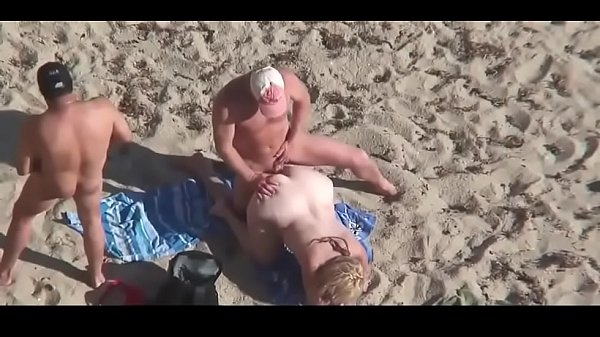 Sharing Wife Beach